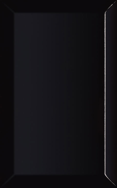 Kwadro Veo Nero Struktura Kafel falicsempe 25 x 40